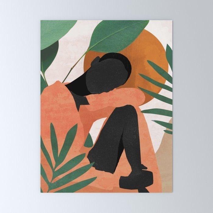 Рубрика «Картины, которые вы нарисуете сами» #handmadeSL