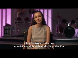 Selena La serie  Anécdotas de grabación con Christian Serratos, Gabriel Chavarría y más