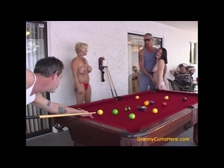 Paris Rose Having Fun with Dad and My Horny Granny -
