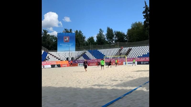 Видео от Всероссийская Ассоциация пляжных видов спорта
