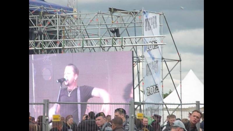 рок фестиваль ОСТРОВ 2013 ПИЛОТ НеРоДиНа 15 06 2013 г Архангельск