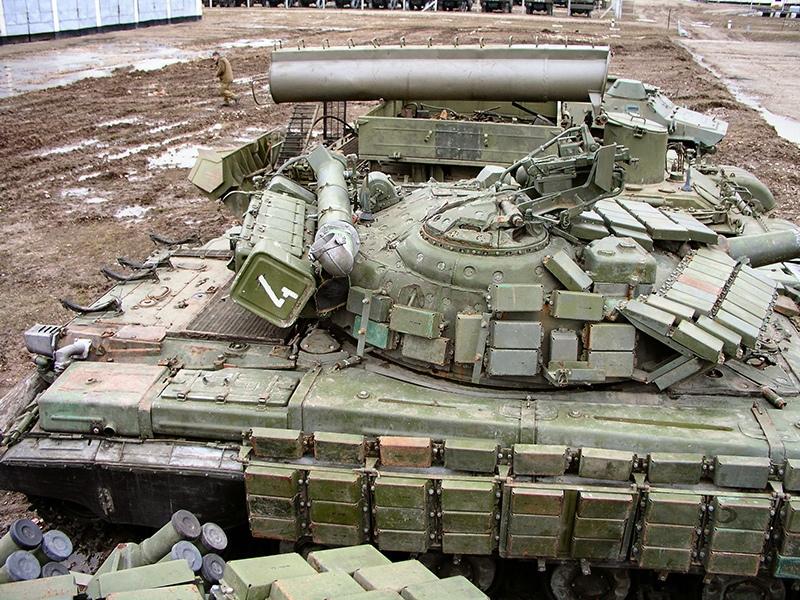 ТАНК Т-64, изображение №6