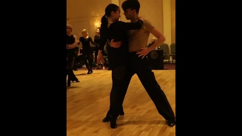 New York Dance Festival - DAngelo Ruby Jive. NYDF Dance Camp _ Facebook