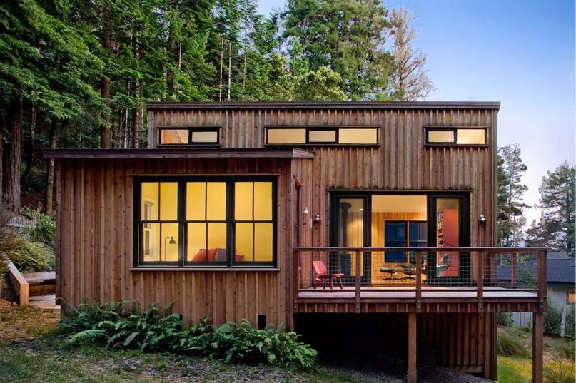 7 советов, как заставить маленький дом выглядеть больше, изображение №6