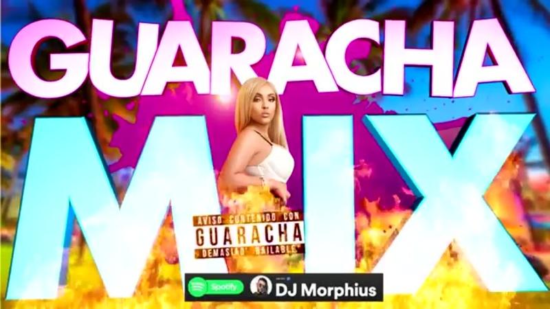 Guaracha Mix 2021 6 Lo Mejor del Aleteo, Zapateo Guaracha Dj Morphius
