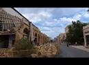 Город Фамагуста, покинутый греками после турецкой операции Аттила 1974 до сих пор зияет мертвыми зданиями