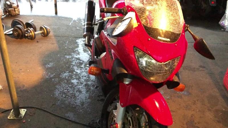 2795 Honda CBR600F PC35 1100249