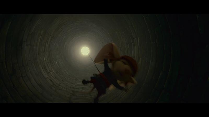 Приключения Десперо Мультфильм Великобритания США 2008г