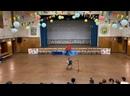 Соборнова Васса - Танцуй, Россия - сюрприз на аккордеоне