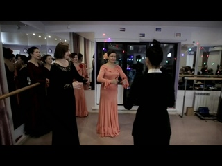 оркестр кастаньет, новогодний вечер 2020