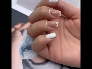 Маникюр на Курской в Sky beauty Room kullanıcısından video