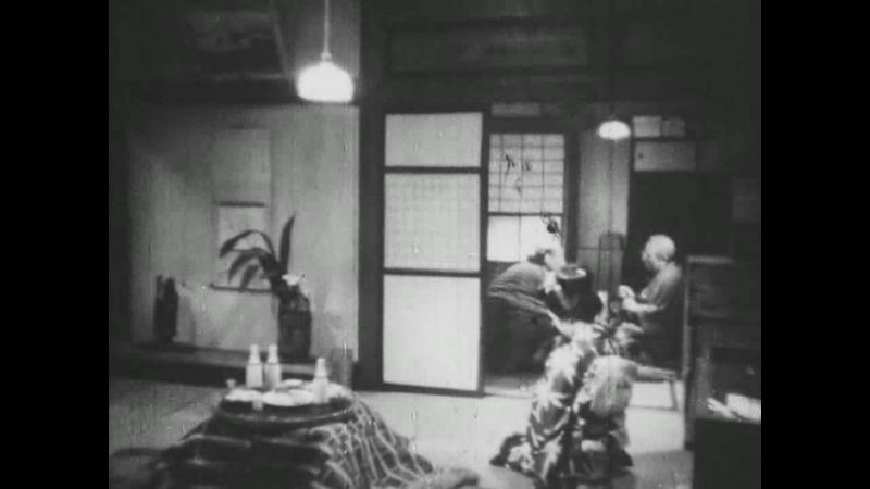 МЕЖДУ ЛЮБОВЬЮ И НЕНАВИСТЬЮ 1937 драма Кэндзи Мидзогути 720p