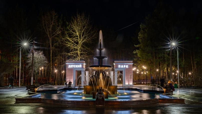 Солёные брызги ухтинского фонтана, изображение №5