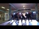 Цифровая золушка, танец от 6 экипажа