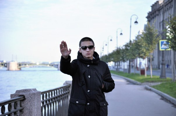 Саня Фоминов, Москва, Россия