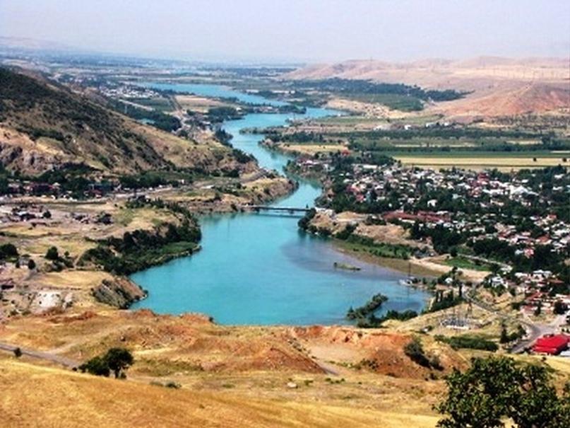 Чирчик, Узбекистан