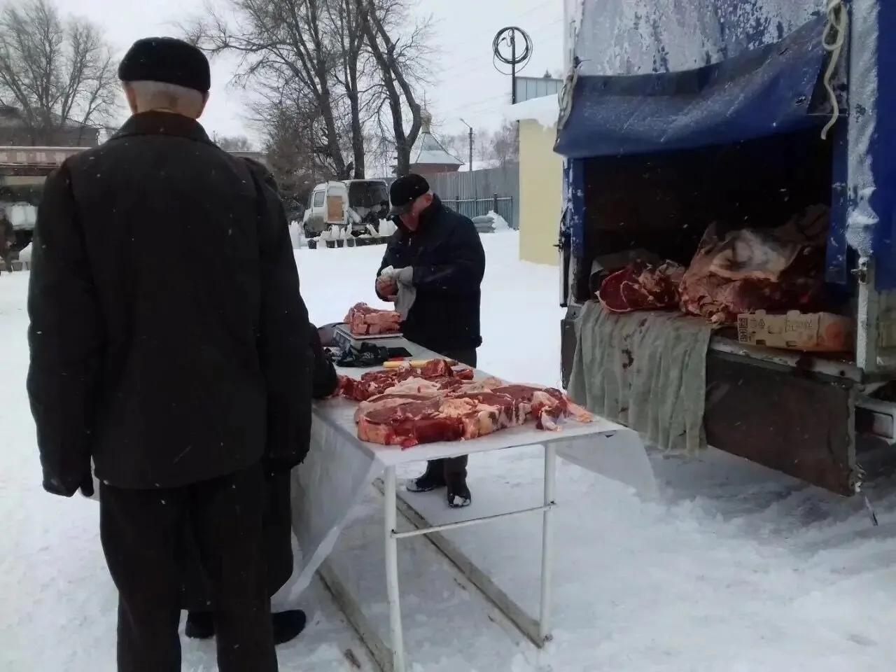 В Петровске прошла сельскохозяйственная ярмарка