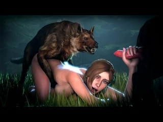 HentaiBeast   Bestiality Hentai   Bestiality Porn   Horse Dog Monster Porn   Порно Звери и Монстры   Lara getting pounded (nonam