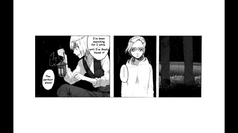 Armin and Annie Oneshot Comic