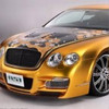 Bentley Gold