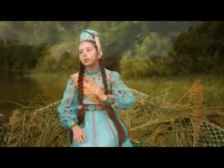 Саида Мухаметзянова - СУ БУЙЛАП(Вдоль реки) - татарская народная песня