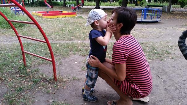 Катюша Харкава, Чемеровцы, Украина