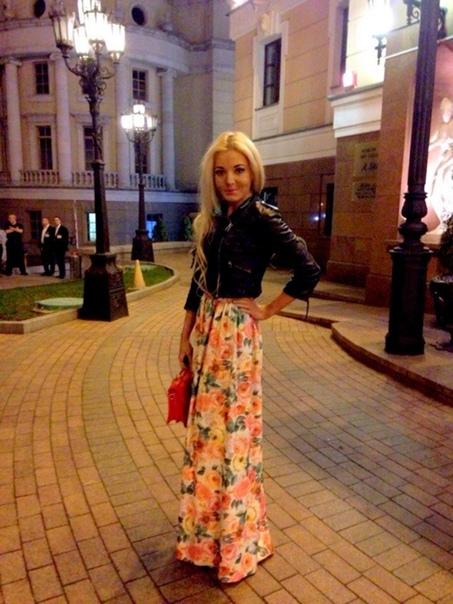 Анна Корытина, Москва, Россия
