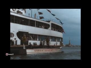 «Волга-Волга» (1938) - комедия, музыкальный, реж. Григорий Александров