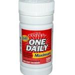 Комплекс мультивитаминов и минералов максимального действия, 100 таблеток. 1 в день