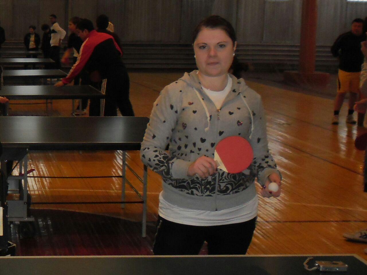 Анна Бектурганова, соревнования по теннису