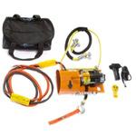 Лебедка SN 4.5 S электрическая переносная для Кроссоверов (SUV) и снегоходов СТОКРАТ