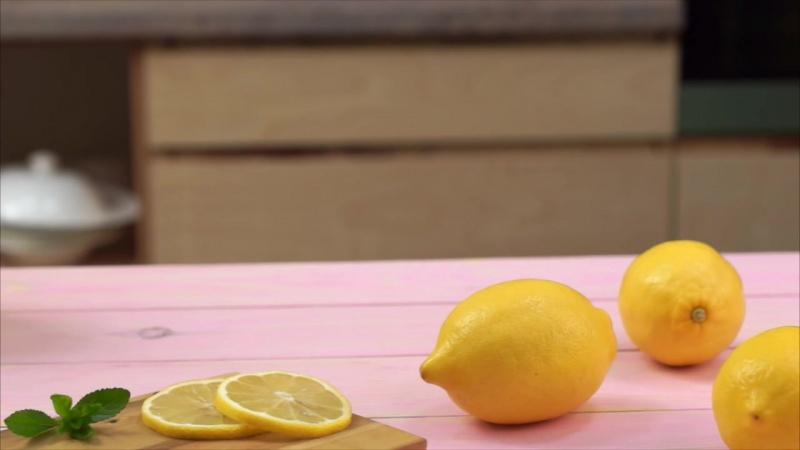 Домашний лимонад - рецепт из лимона