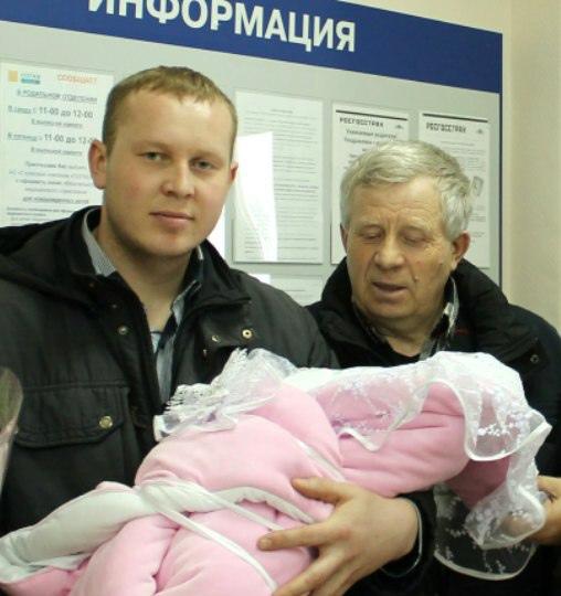 Игорь Спиридонов, Черевково, Россия