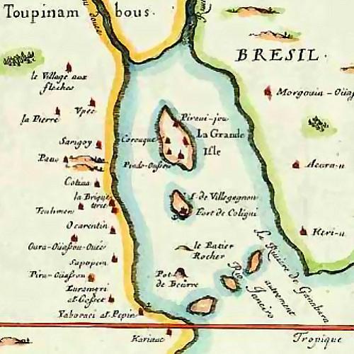 Французская Бразилия, изображение №2