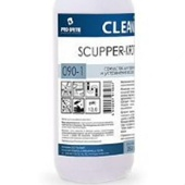SCUPPER-KROT (Скаппер-Крот). Средство для профилактики и устранения засоров в трубах.
