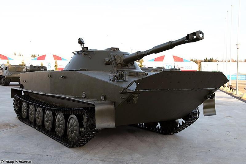 ТАНК ПТ-76, изображение №9