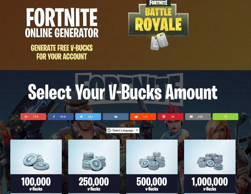 Updated Fortnite Free V Bucks No Human Verification Ios Free вконтакте