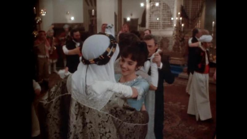 Кружева Lace 1984 1985 2 серия из 4