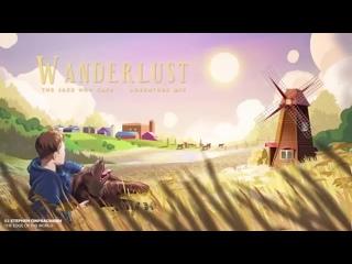 Wanderlust. [Jazz Hop _ Chillhop _ Adventure Mix]