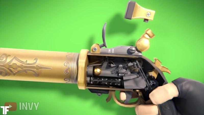 Пистолет бретер