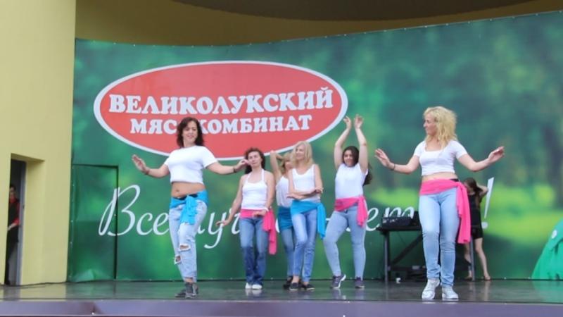 Bella Itkina Dance Выступление на Диво Остров 2