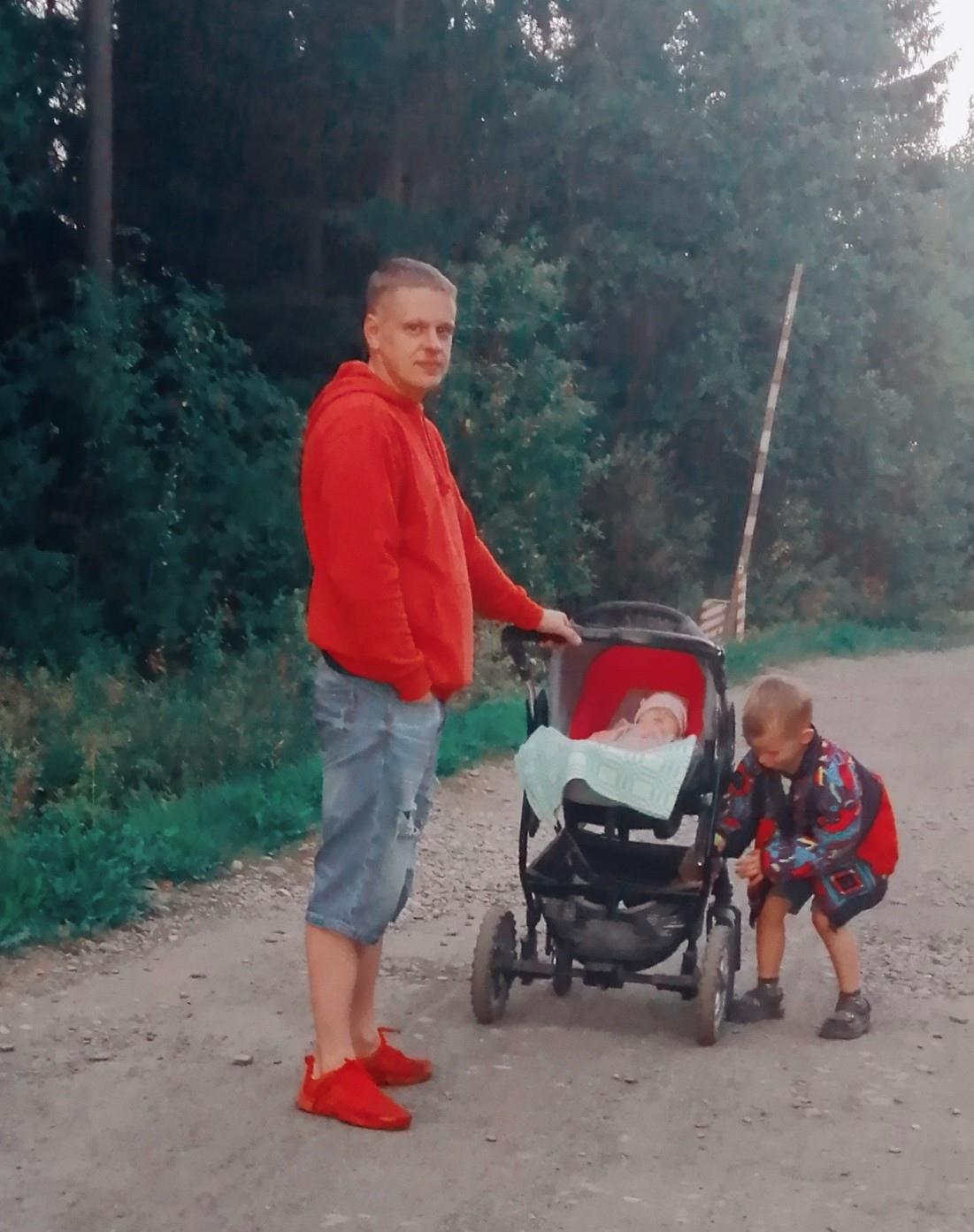 Степан, 35, Petrozavodsk