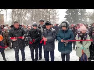 """Открытие смотровой площадки в парке """"25 лет Победы"""""""
