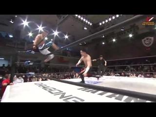 Masato Yoshino & Shuji Kondo vs. BxB Hulk & Eita vs. KAI & YAMATO (Dragon Gate Truth Gate 2020 - Day 4)