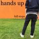 Hands Up - Full Stops