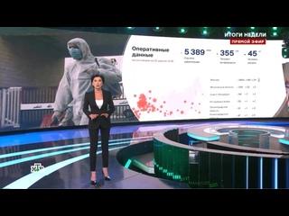 НТВ: в России 40 000 погибших от коронавируса [NR]