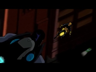 The Batman / Бэтмен (2004-2008) : Сезон 1 Серия 7 – «The Big Heat» дубляж Пифагор (РЕН ТВ)