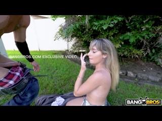 [BangBros] Anna Mae - Anna Mae Sucks Before Her Scene NewPorn2019
