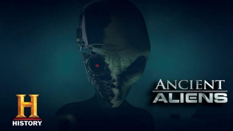 Древние пришельцы 15 сезон 05 серия Загадка каменных гигантов Ancient Aliens 2020