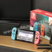 Приставка Nintendo Switch в идеале